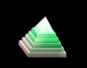 3D model Energy Pyramid