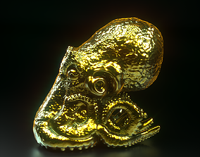 Octopus 3d Print