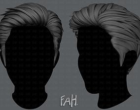 3D Hair style for Man V01
