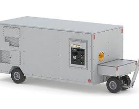 3D model TUG AC25D Aircraft Air Conditioner