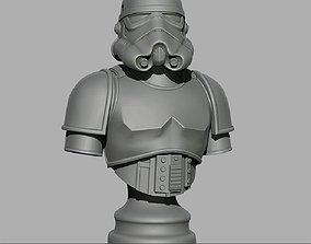 Trooper 3D print model