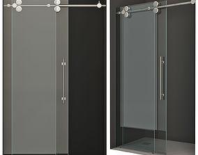 Shower doors SYDNEY 3D