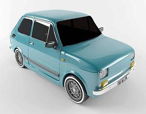 Fiat 126p 3D