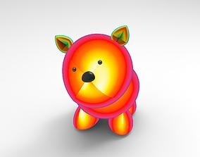 Cute Toy 3D printable model
