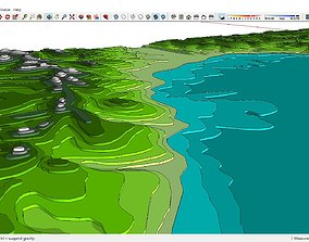3D SKETCHUP - model14