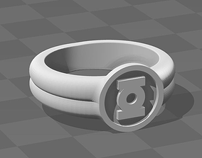 3D printable model Green lantern ring
