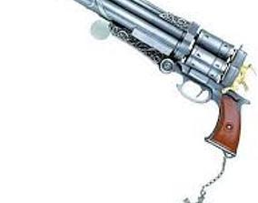 3D printable model Vincent Valentine Cerberus Gun Final 2