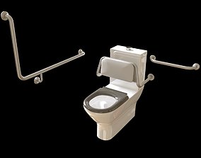 3D Wheelchair and Ambulant Toilet KIT