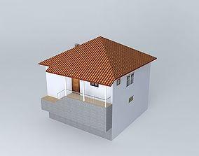 3D minimalistic Ibrahim Hamzic