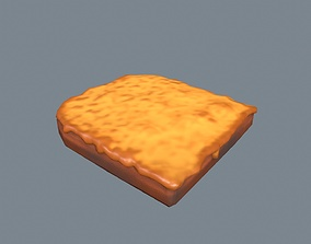 Grilled Cheese 3D model