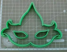 3D print model Venetian Mask