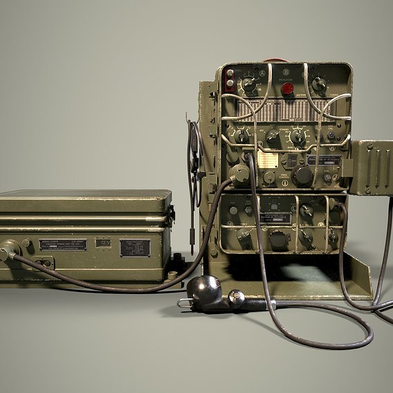 GRC-9 Radio
