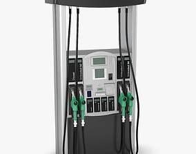 fuel dispenser 3D