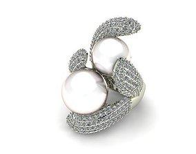 Ring T00239 3D print model