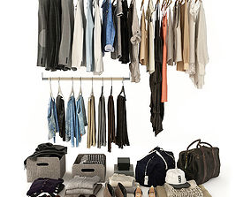3D Collection of Clothes v1