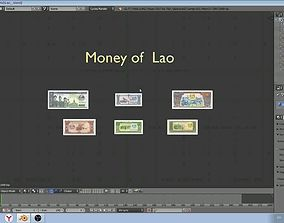 Paper - money models of Lao game-ready