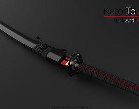 3D model Kuro To Aka