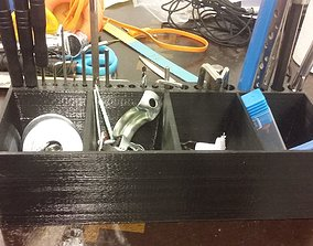 3D print model box for small parts