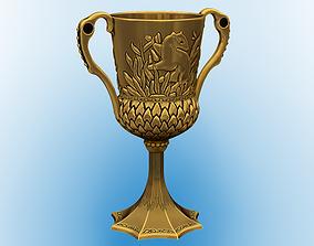3D printable model Lord Voldemort stl cup