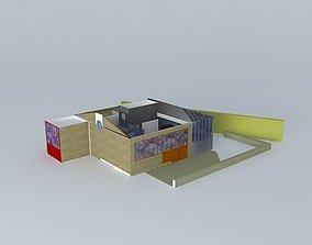 3D Garage converted into leisure center