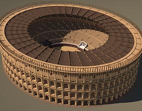 3D model Roman Colosseum Reconstruction