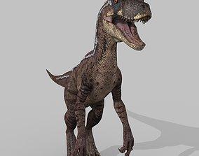 3D Raptor Forever - 8K