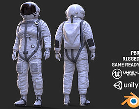CS01 Space Suit LITE VERSION 3D model