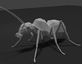 realtime Ant 3D