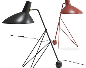 Nedgis tripod mh9 andtradition Table light 3D