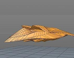 XDrone EDI 3D asset