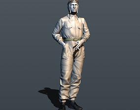 German racer of the thirties 3D print model