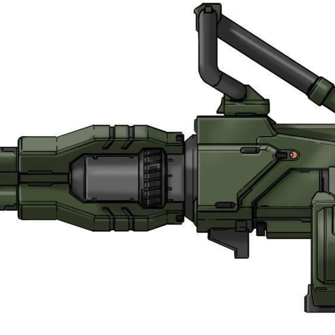 GUNFORGE weapon constructor
