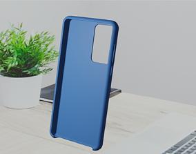 Huawei P40 TPU case 3D printable model