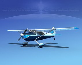 3D model Cessna 170 V06