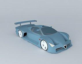 Alfa Romeo Tipo 33 GT1 3D