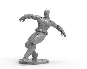 Batman Running Pose 3D print model