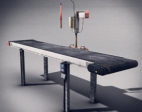 3D model Belt Conveyor