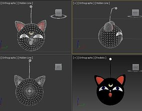 cat ball chibiusa sailor moon VR - AR - VR / AR ready 2