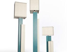 Floor Lamps Abba 3D
