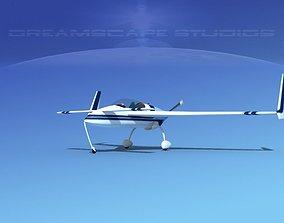 3D Rutan VariEze V03