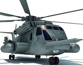 Sikorsky CH-53E Super Stallion 3D model