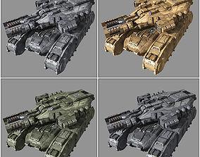 3D model SF Heavy Tank - MK3