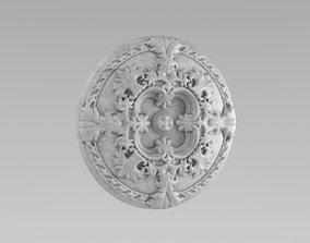 PBR Barelief 3D model