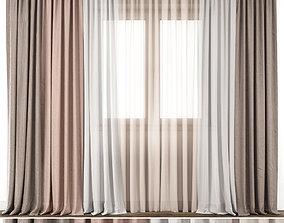 3D model Curtain 56