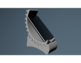 Cog Phone Holder 3D printable model