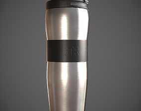 Thermos Mug 3D model