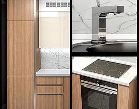 Office Kitchen 3D