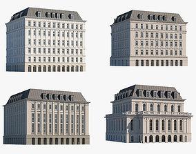 Historic Buildings window 3D model