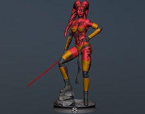 3D print model Darth Talon Star Wars - Fanart Version