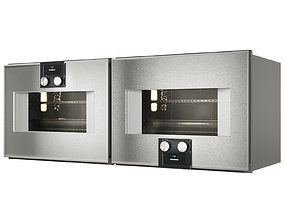 3D Gaggenau BS450110 and BS454110 Combi-steam oven 400 1